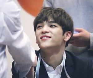 pretty, vocal, and woojin image