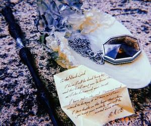darkart, hogwarts, and magic image
