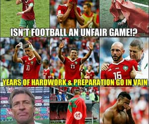 morocco and worldcup image