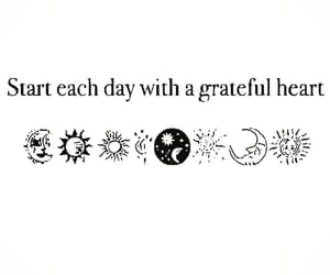 grateful, heart, and life image