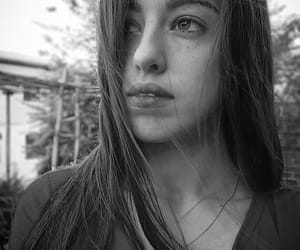 black&withe, mood, and wind image