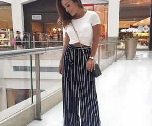 striped pants image
