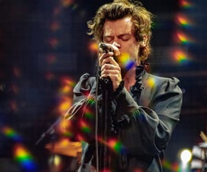 Harry Styles, boy, and one direction image