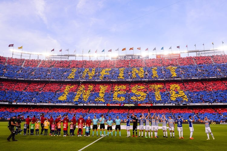 article, soccer players, and fc barcelona image