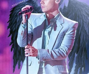 angel, harry, and live on tour image