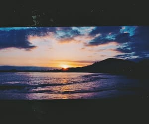 35 mm, sunset, and toy camera image