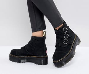 asos, black, and boots image