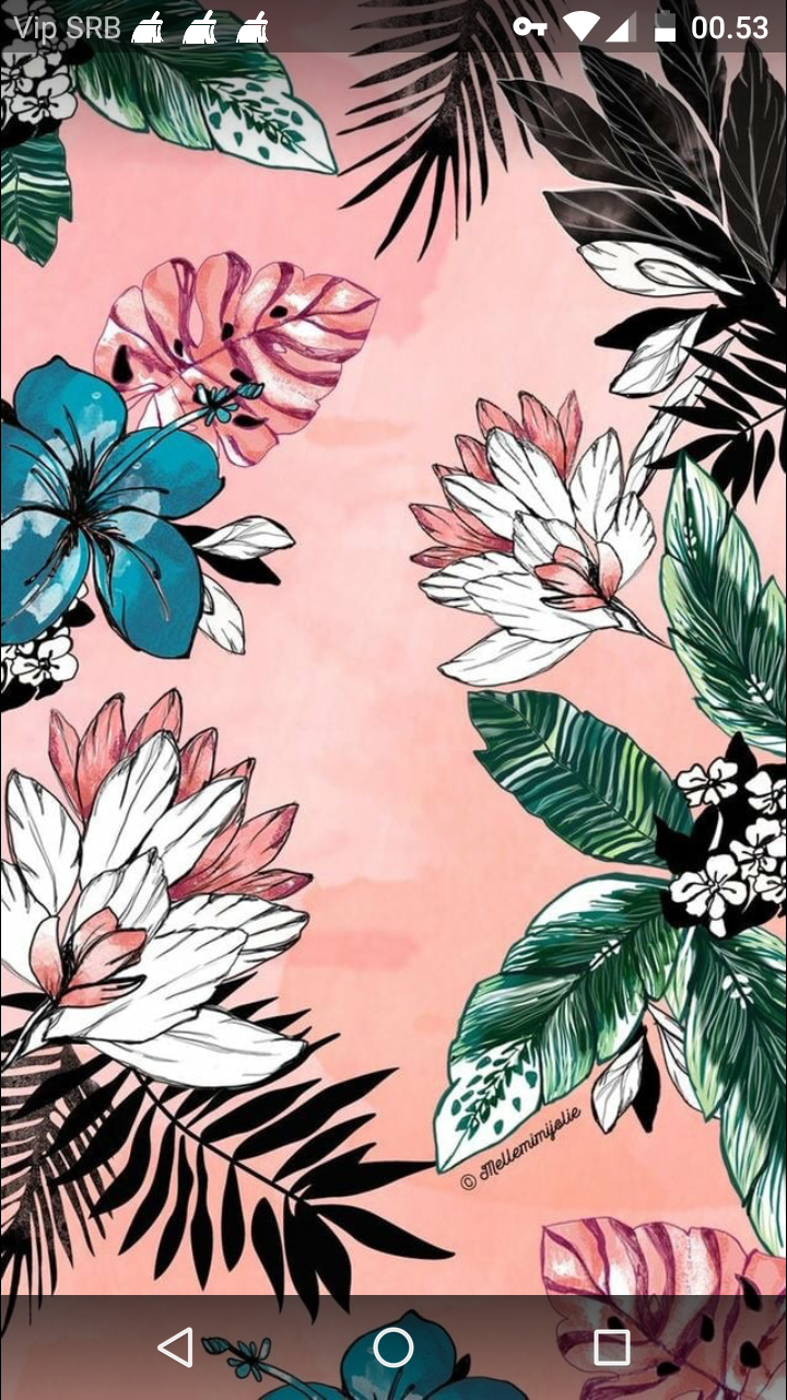 Tropical Wallpaper Uploaded By Ananezirovic