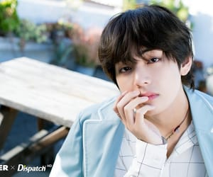 dispatch, kpop, and v image