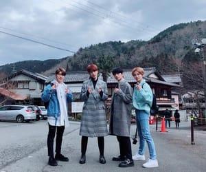 jun, mingyu, and seokmin image