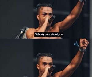 about, care, and xxxtentacion image
