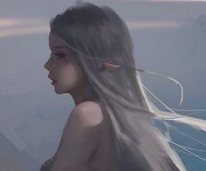 art, fantasy, and anime girl image
