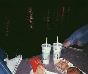 night and food image