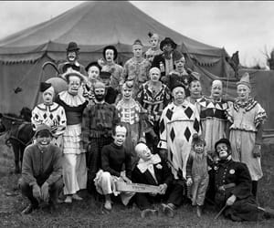 circus and clowns image