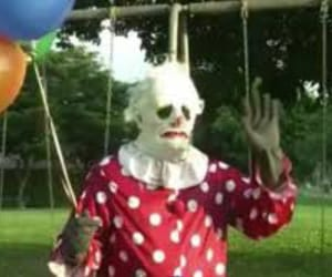 clowns and creepy image