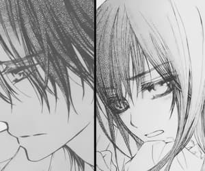 kaname kuran, manga cap, and love image