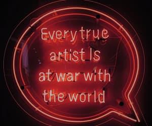 art, artist, and girls image