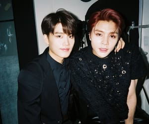 taeil, johnny, and nct image