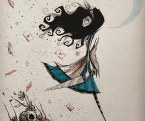 alice, drawing, and alice madness returns image
