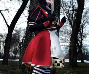 alice, cosplay, and red queen image