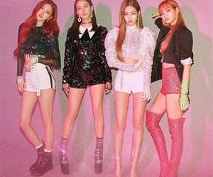 blackpink and kpop image