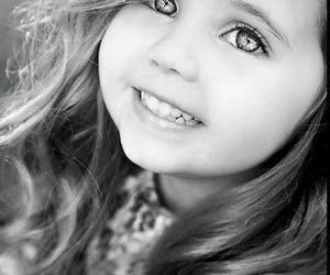 eyes, smile, and child image