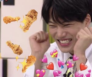 Chicken, exo, and meme image