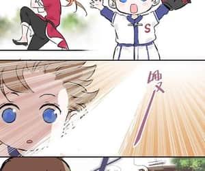 anime, family, and gintama image