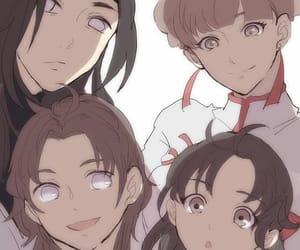 anime, naruto, and neji image