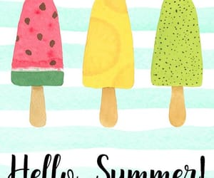 fun, hello, and summer image