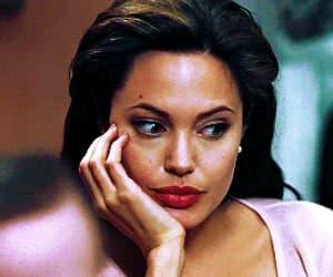 beautiful, pretty, and Angelina Jolie image