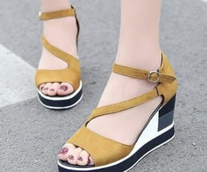 wedge sandals, cheap sandals online, and sandals on sale image