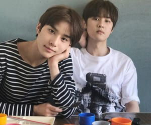 nct, kun, and jungwoo image