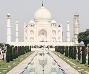 agra, architecture, and city image