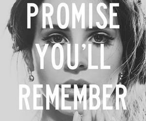 lana del rey, quotes, and promise image