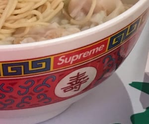 aesthetic, china, and supreme image