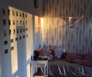 sunrise, france, and polaroid image