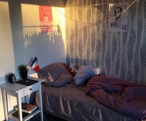 france, room, and sunrise image