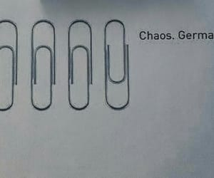 chaos, funny, and deutsch image