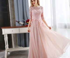 crystal, evening dresses, and formal dresses image