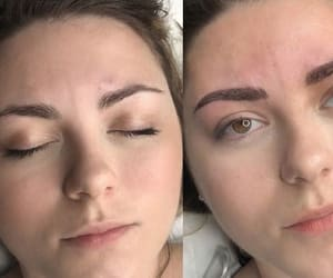 microblading exeter, microblading longdown, and microblading exminster image