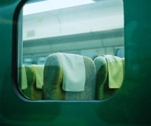 car, chairs, and green image
