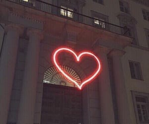 heart, aesthetic, and red image