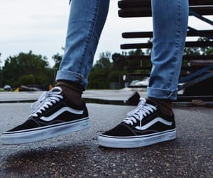 vans, adventure, and aesthetic image