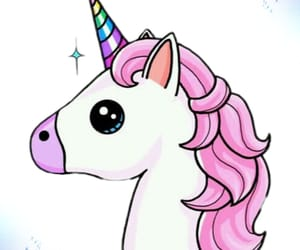 fondos, cute, and unicornio image