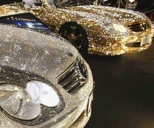 cars, lux, and mercedes image