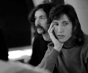 nick mason, Pink Floyd, and roger waters image