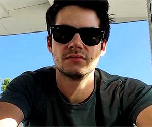 gif and dylan o'brien image