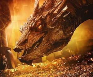 dragon, Martin Freeman, and the hobbit image