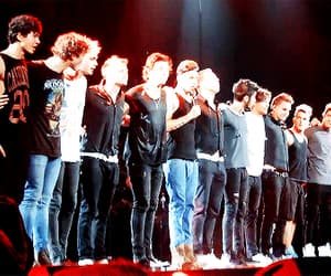 5sos, one direction, and liam payne image